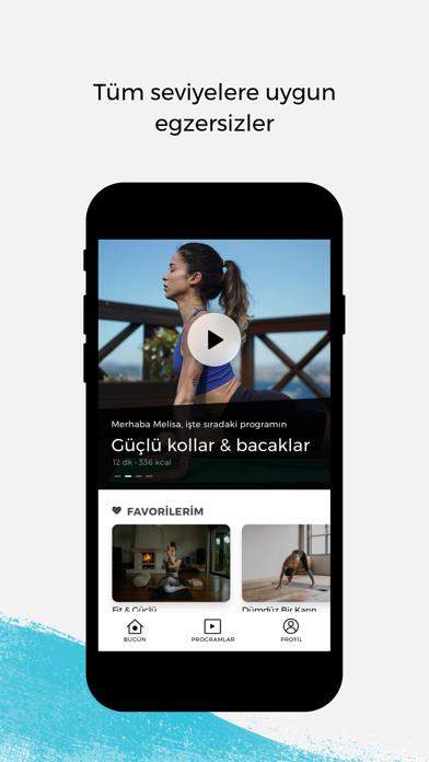 HelloYoga - Egzersiz & Fitness screenshot 3