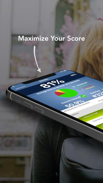 TestBank - Max Your Test Score Screenshot