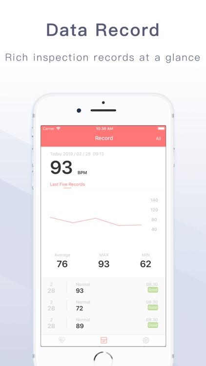 Heart Rate - Daily Tracker screenshot-4