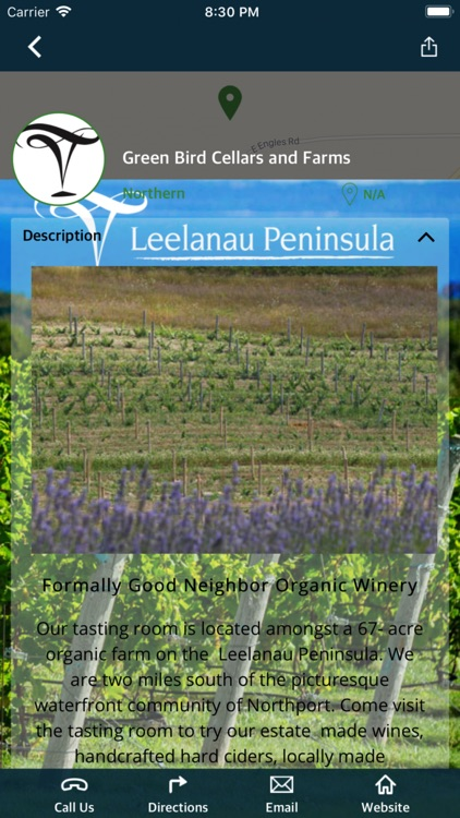 Leelanau Peninsula Wine Trail screenshot-4