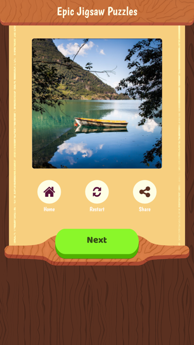 Epic Jigsaw Puzzles screenshot four