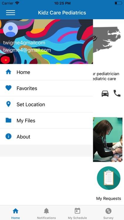KidzCare Pediatrics screenshot-4