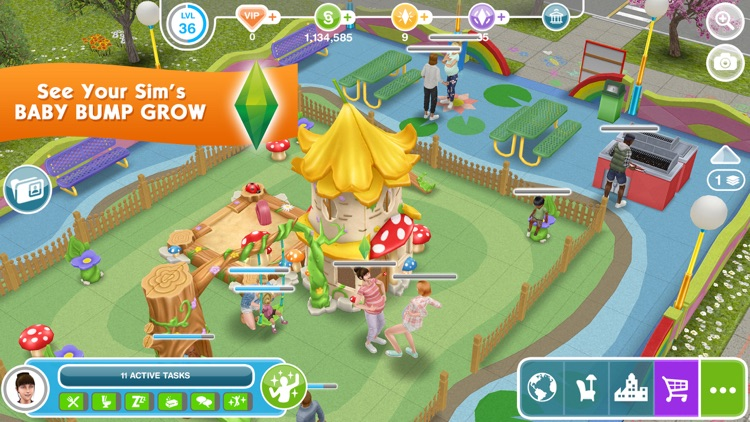 The Sims™ FreePlay screenshot-4