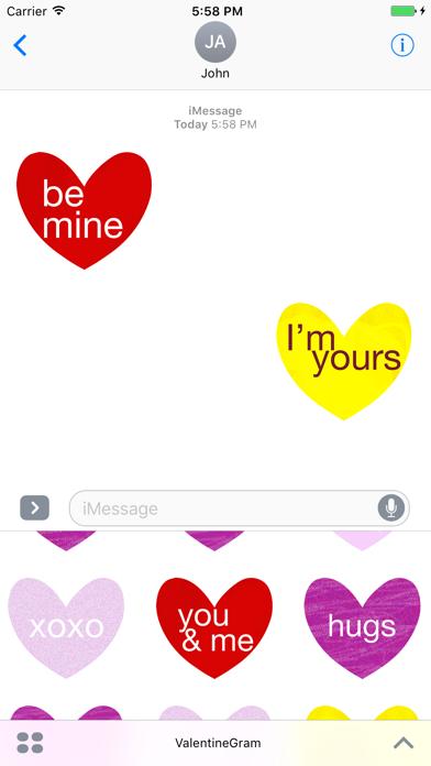 点击获取Valentine Gram