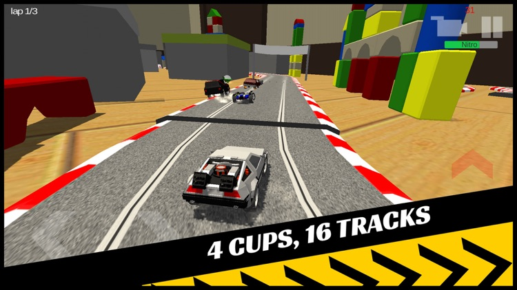 Moad Racing - 3D Race in Car screenshot-0