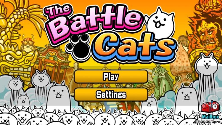 The Battle Cats screenshot-4