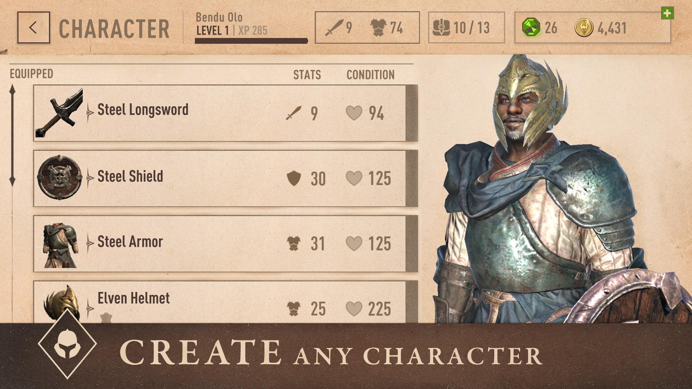 The Elder Scrolls: Blades Screenshot