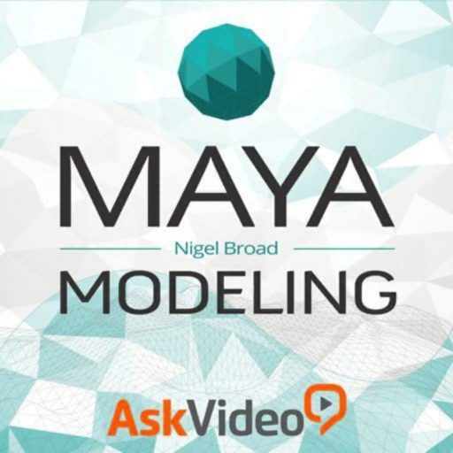 Modeling Course For Maya