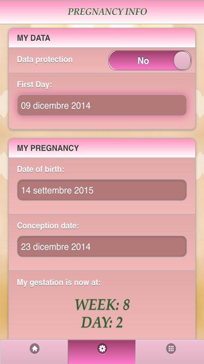 Pregnancy Info - Lite screenshot-3