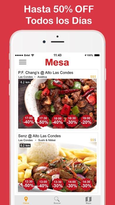 Screenshot for Mesa in Venezuela App Store
