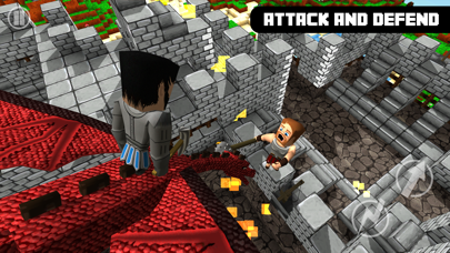Castle Crafter Survival Craftのおすすめ画像2