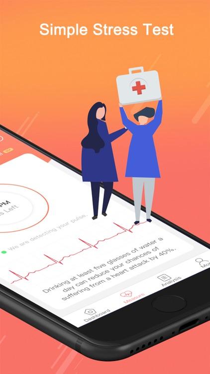Heart Rate Monitor ° screenshot-8