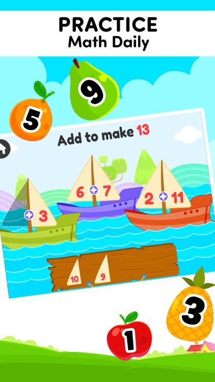 KidloLand Kids Toddler Games screenshot-5