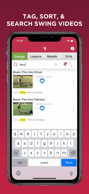 V1 Golf on the App Store