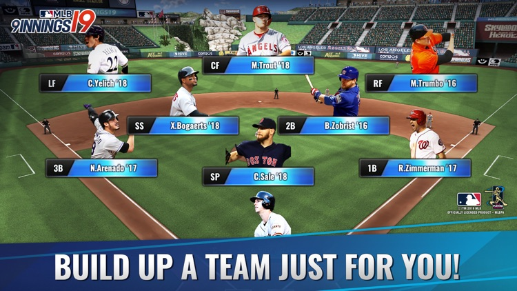 MLB 9 Innings 19 screenshot-6