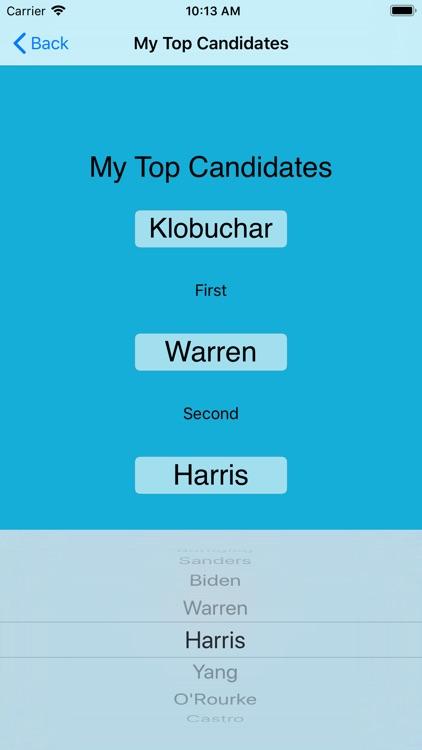 Rate the Debate screenshot-5