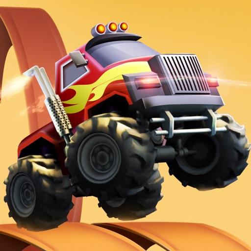 Stunt Racing Car - Sky Driving iOS App