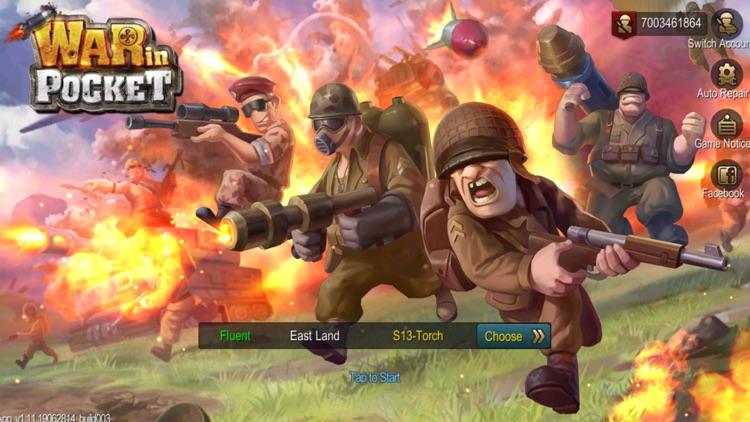 War in Pocket screenshot-0