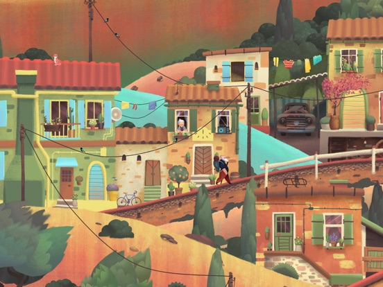 Old Man's Journey Screenshots