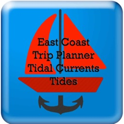East Cst Planr +Currents+Tides