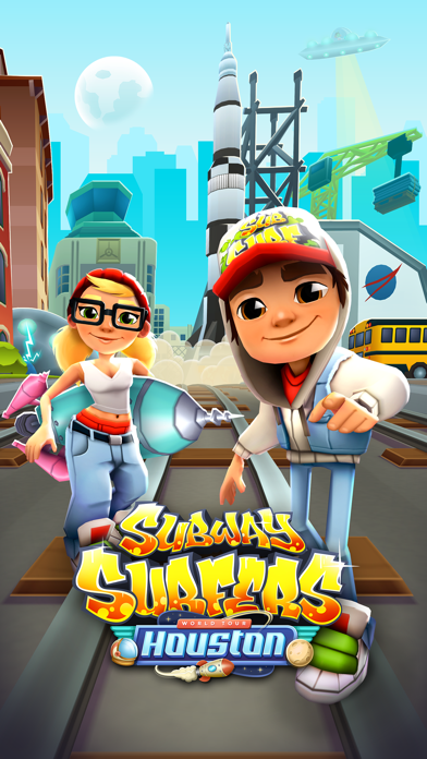 Screenshot for Subway Surfers in Mexico App Store