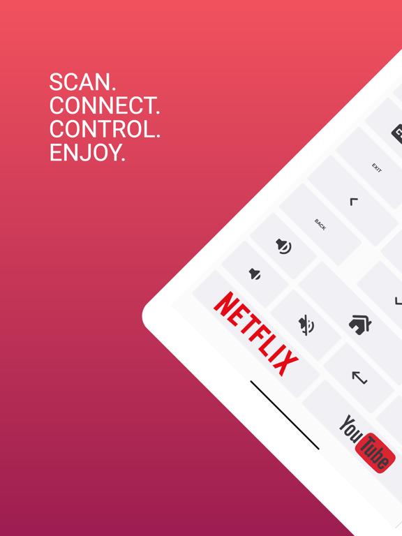 All Smart Remote Controls TV Screenshots
