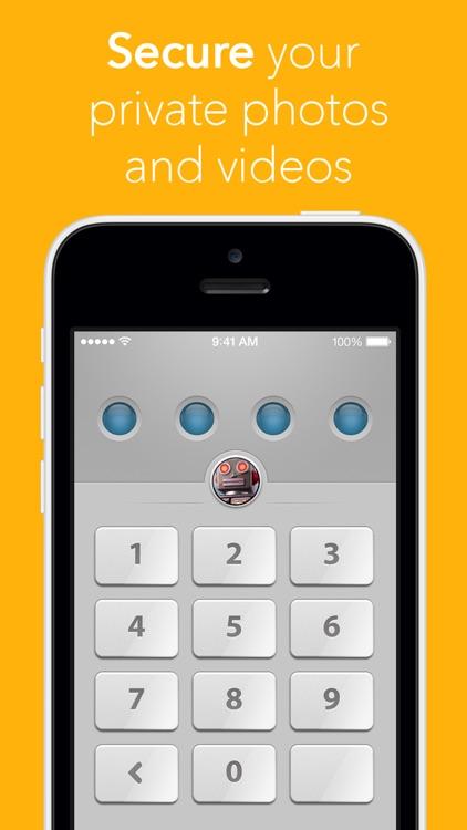 Video Safe 2 - Photos & Video screenshot-0