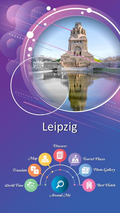 Leipzig Travel Guide screenshot 2
