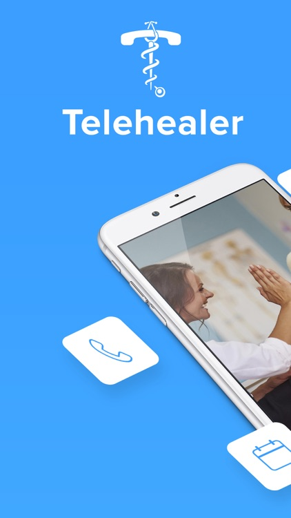 Telehealer screenshot-0