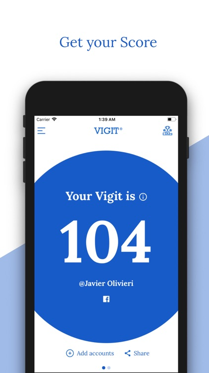 Vigit - Your Visibility Digit