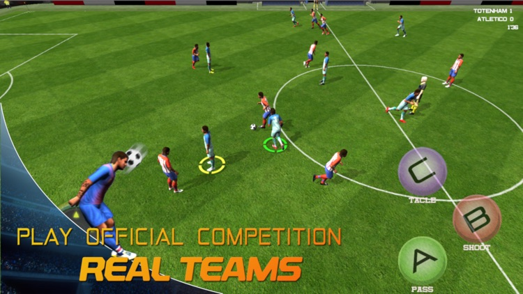 League Of Champions Soccer