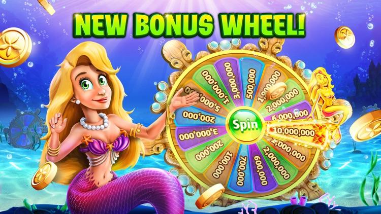 Gold Fish Casino Slots Games screenshot-0