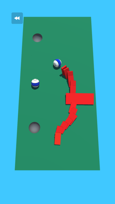 Domino Ball screenshot 1