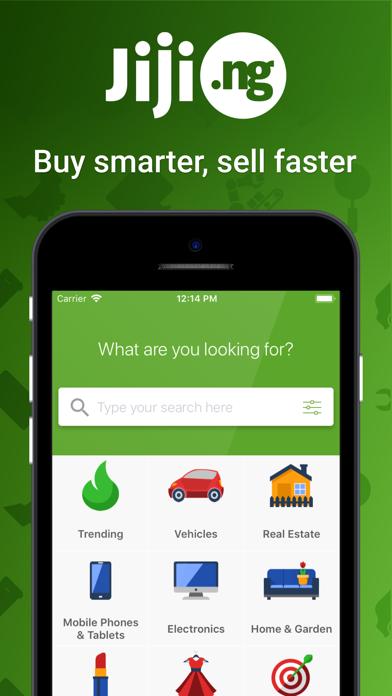 Jiji ng by Walie Holdings Ltd  (iOS, United Kingdom) - SearchMan App