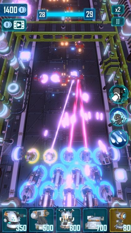 Defender War : Tower Defense screenshot-3