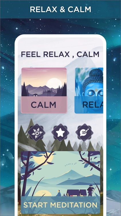 Deep Relax - Meditate, Calm screenshot-3