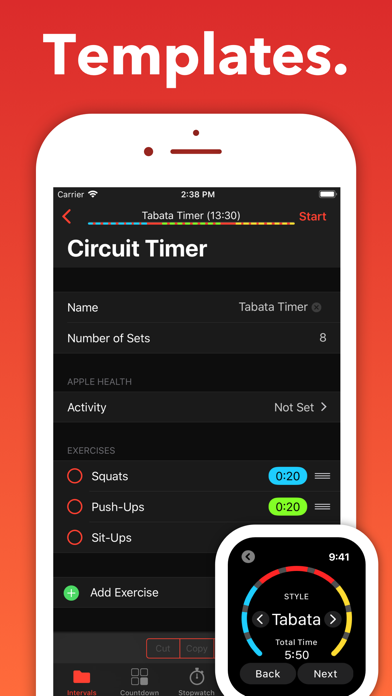 Seconds Pro Interval Timer App Reviews - User Reviews of