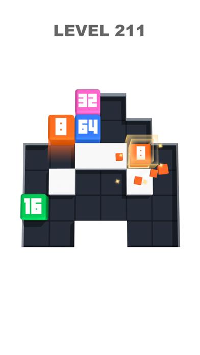 Number Merge:Math Color Block