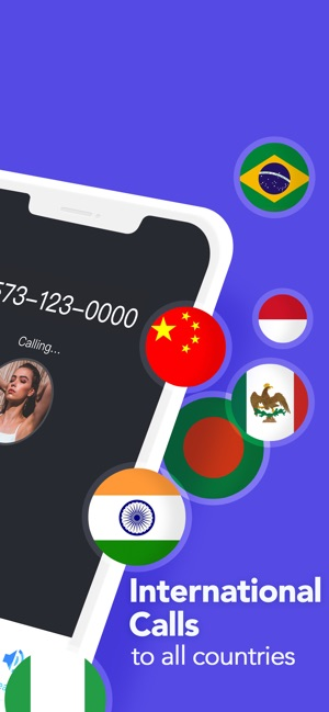 TalkU Phone Call + Texting on the App Store