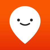 Free Transit App by Moovit. Bus + Train + Subway icon