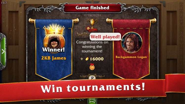 Backgammon Masters screenshot-3