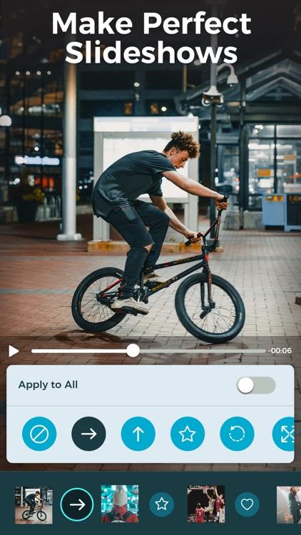 zShot Video Editor & Maker screenshot-5
