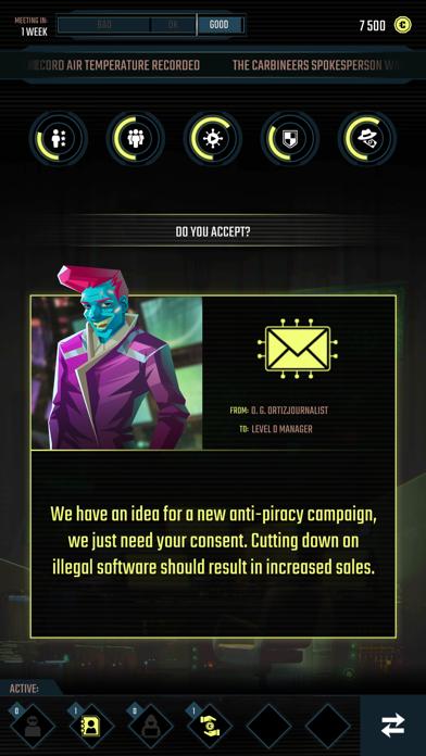 InfiniteCorp screenshot 4