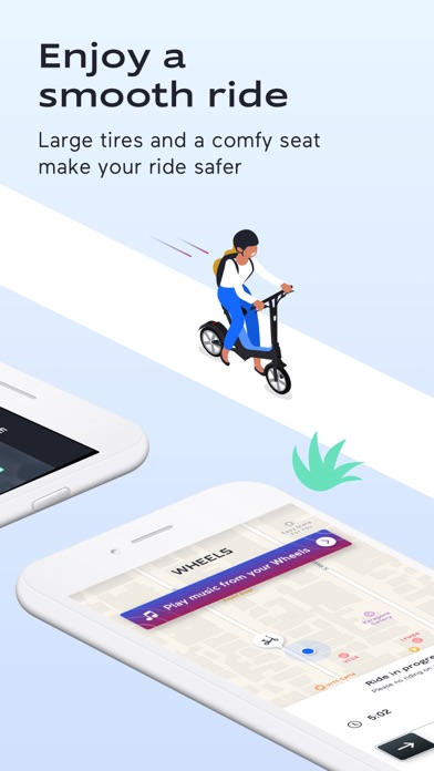 Download Wheels - Ride Safe for Android