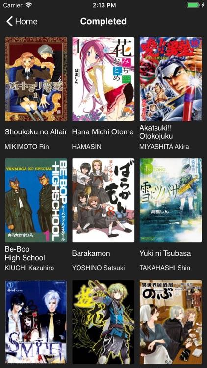 Manga Reader - Read Manga! screenshot-4