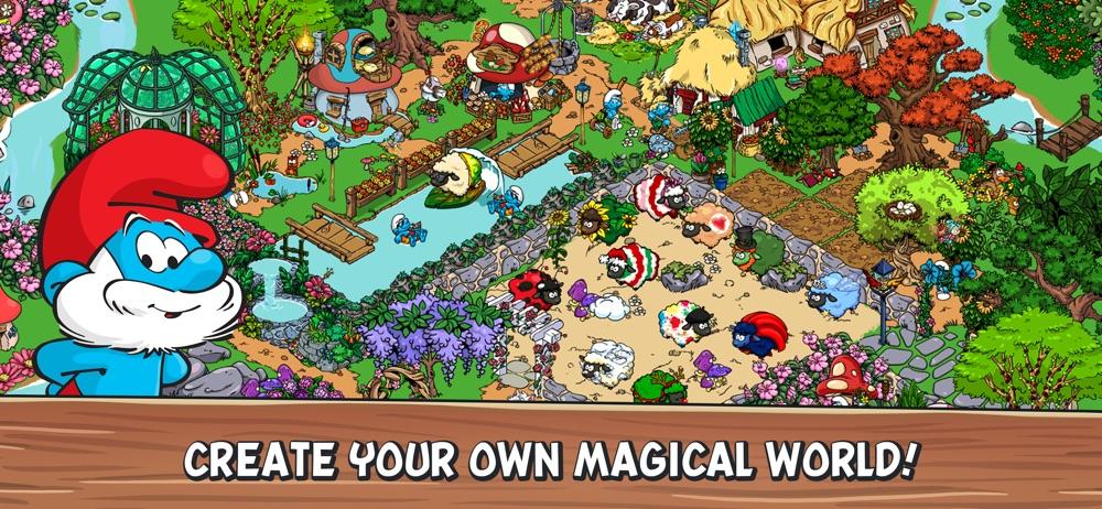 Smurfs' Village hack tool