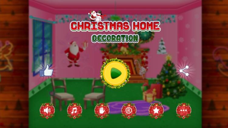 Christmas Home Decoration Game
