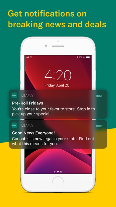 messages.download Leafly: Marijuana Reviews software