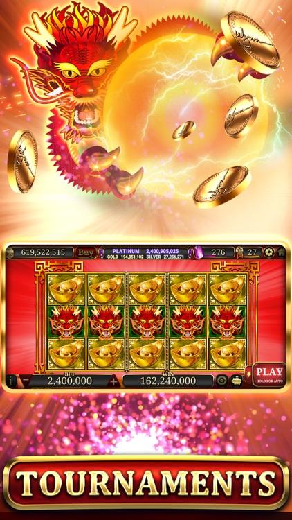 Wynn Slots - Las Vegas Casino screenshot-4