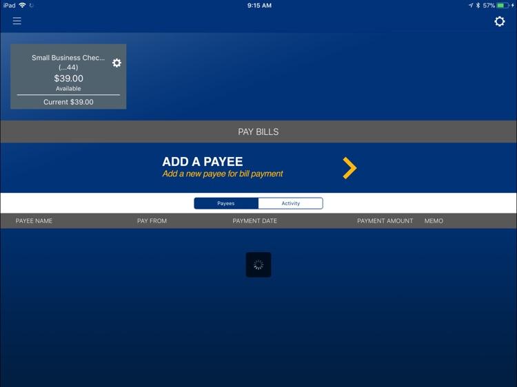 First Savings Bank,IN for iPad screenshot-4